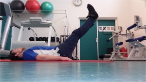 figure 5. abdominal exercise