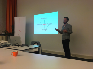 Lecturing about Happiness Part 2 at Quantified Self Meetup